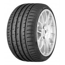 Continental ContiSportContact 3 245/45 R19 98W Run Flat